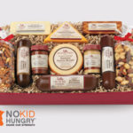 Holiday and Charitable Giving with Hickory Farms