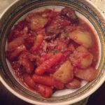 Winter Cooking: Oxtail Stew