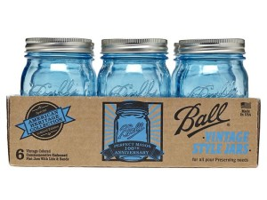Get Ready for Canning Season with Ball Heritage Collection Jars - West of the Loop