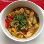 Chicken Tomatillo Stew