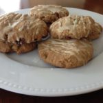 Maple-Glazed Breakfast Cookies with Dried Cranberries and Pepitas (Nut and Peanut Free)