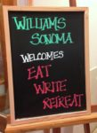 Lessons from Eat, Write, Retreat