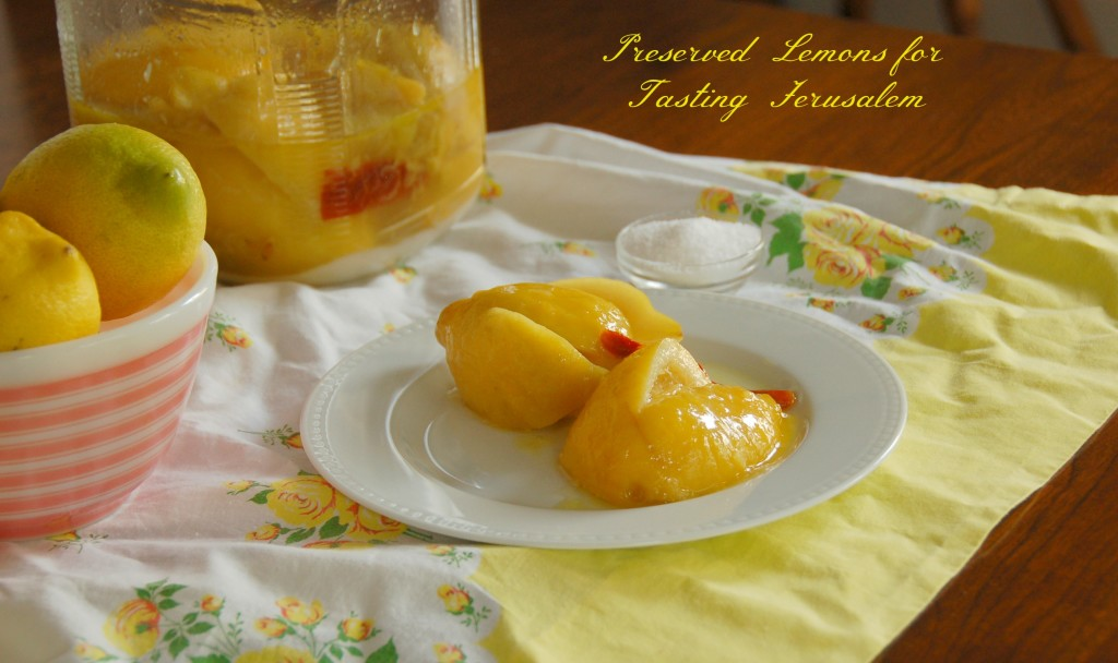 preserved lemons recipe
