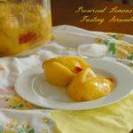 Preserved Lemons for Tasting Jerusalem