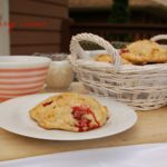 Coffee House Strawberry Scones