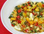 Stoplight Farro Salad