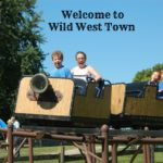 Old-Fashioned Family Fun at Donley's Wild West Town