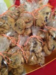 chocolate chip muesli cookies