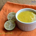 Key Lime Curd for Teatime, Dessert and Beyond