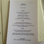 Chicago Restaurant Week: Naha and Blackbird