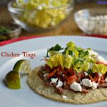 Chicken Tinga Tostadas for Easy Weeknight Mexican Flavor