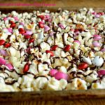 Kid-Friendly Valentine's Day Treat: Chocolate-Drizzled Popcorn