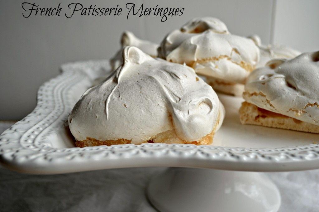 how to make meringues
