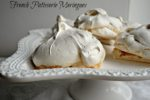 French Patisserie Meringues