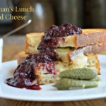 Ploughman's Lunch Grilled Cheese