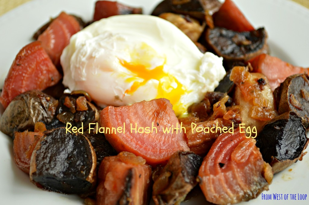 Diner Classic for Dinner: Red Flannel Hash - West of the Loop
