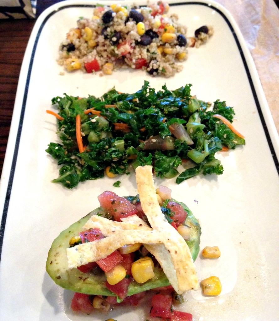 Kale And Quinoa Cafe Menu