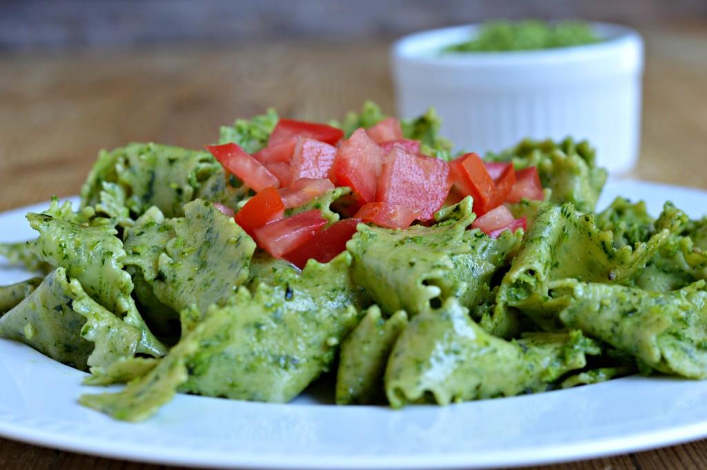 green garlic recipes