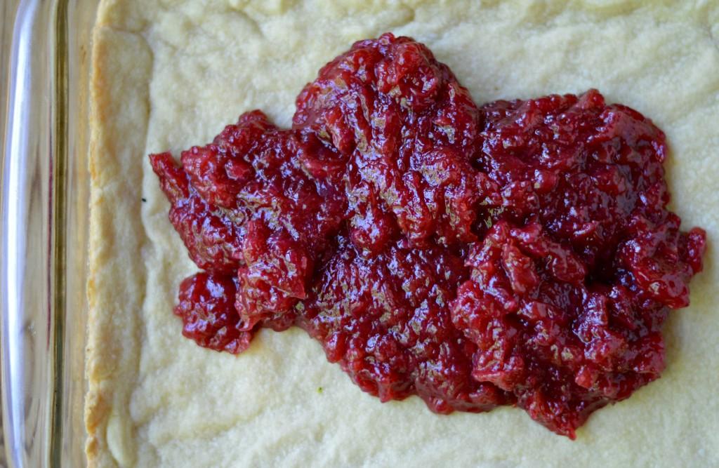 rhubarb refrigerator jam recipe