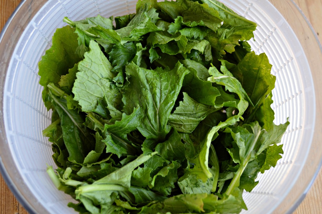 how to cook turnip greens