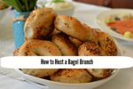 How to Host a Bagel Brunch
