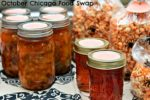 October 2014 Chicago Food Swap Recap