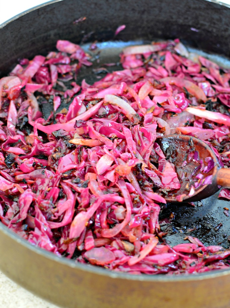 red cabbage healthy