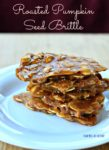 Roasted Pumpkin Seed Brittle