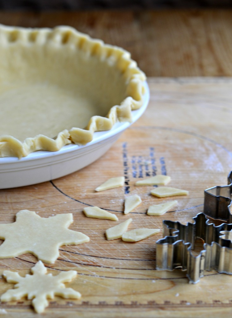 Holiday Dessert: Maple Buttermilk Pie - West of the Loop