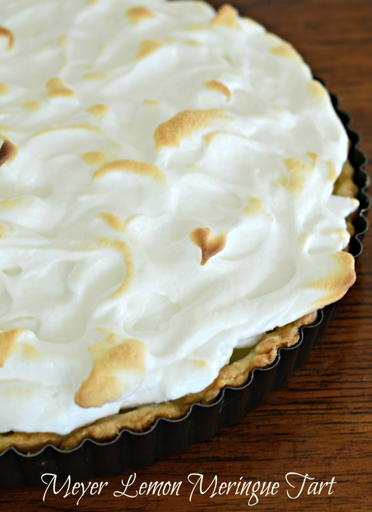 lemon meringue tart recipe