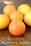 rangpur limes recipes