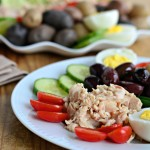 Healthy Eating: Nicoise Salad