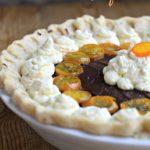 Chocolate-Orange Cream Pie