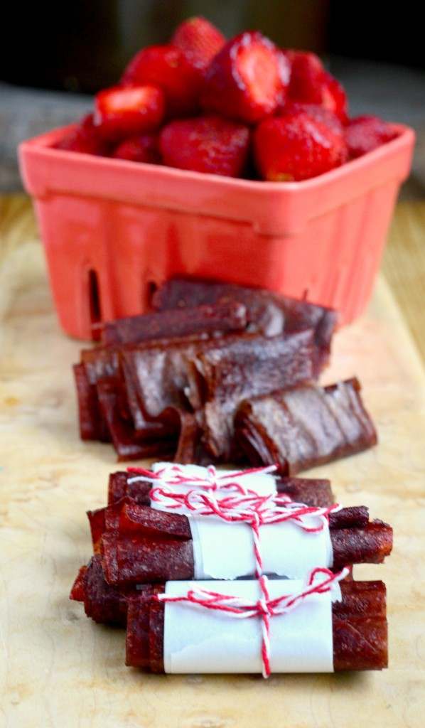 make fruit leather in the oven