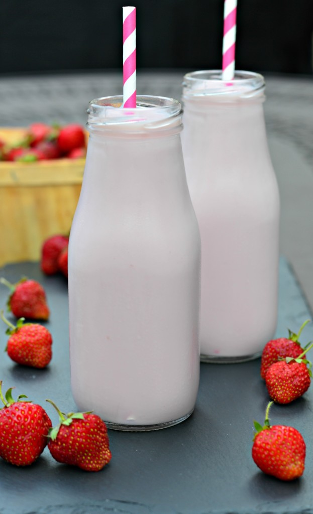 strawberry-milk