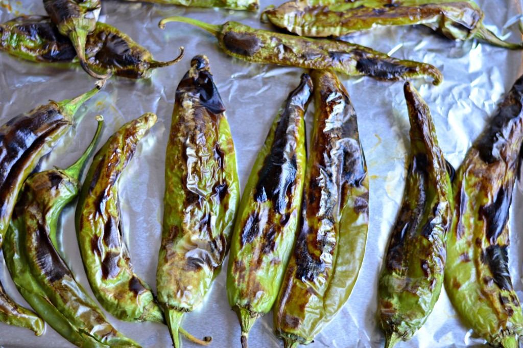 Roasted Hatch Chile And Corn Rice Recipes — Dishmaps