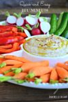 Dips for a Party: Hummus