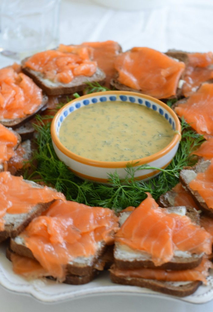 Gravlax for New Year's Eve - West of the Loop