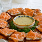 Holiday Appetizer: Gravlax
