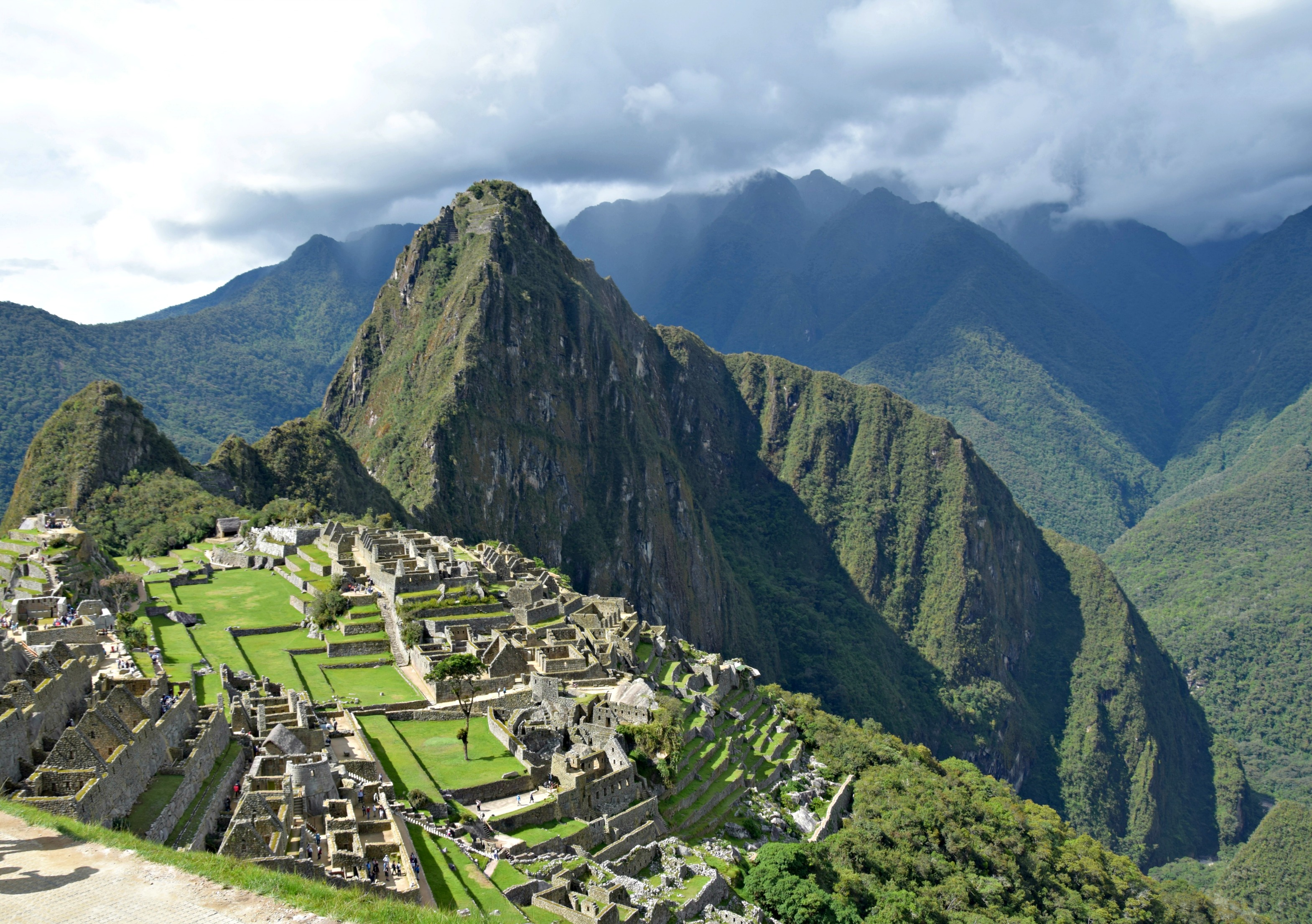 Machu Picchu Food Recipes