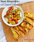 Stonefire Naan Breadsticks with Tandoori Yogurt Dip