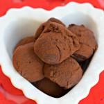 Chocolate Orange Yogurt Truffles
