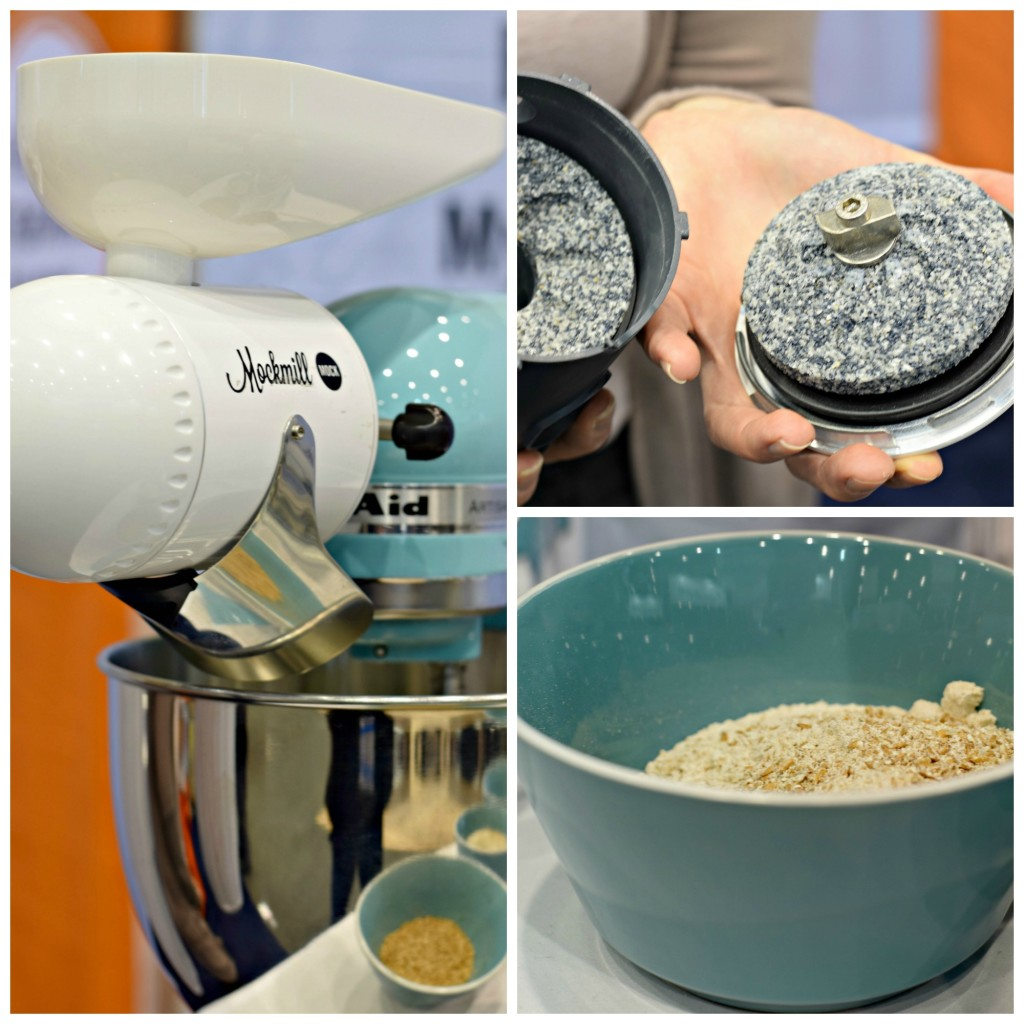 Kitchen Appliance To Mill Nuts Into Flour