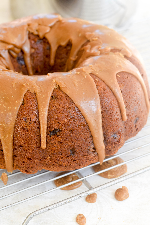 Applesauce Bundt Cake From Scratch