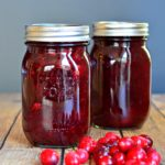Thanksgiving Cranberry Relish