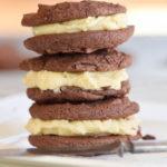 Deluxe Chocolate Sandwich Cookies