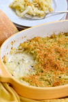 Thanksgiving Sides: Parmesan Fennel Gratin