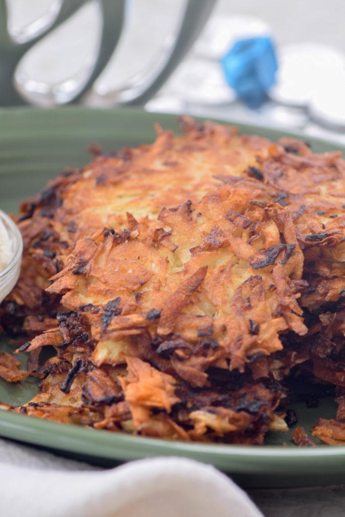 latke recipe hanukkah