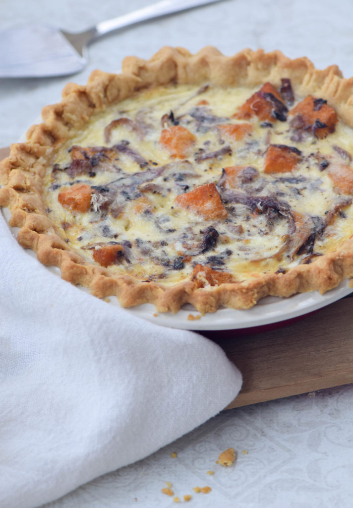 winter quiche recipes