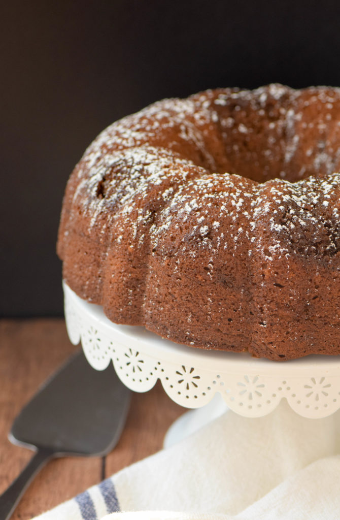 Pound Cake Made With Yogurt